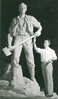 Fairbanks Sculpting